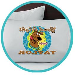 Scooby Doo Pillowcase Pillow Case Gift Bedroom Decor Gifts B