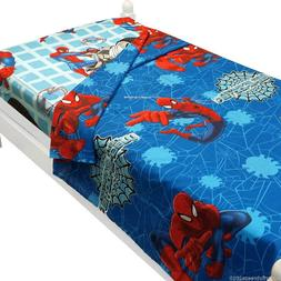 "Marvel Spiderman ""I am the Ultimate"" 2-pc. Twin Size Sheet S"
