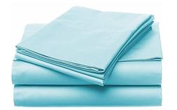 Super-Soft 1600 Series Double-Brushed 6 Pcs Bed Sheets Set