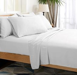 6 Piece Super Soft Luxurious Comfortable Bed Sheet Set  by C