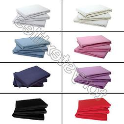 Tonys Textiles - Stretchy Fitted Bed Sheet from 100% Cotton
