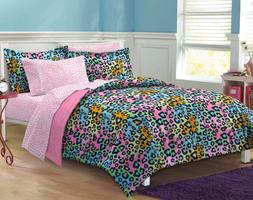 Twin Comforter Set Bedding Teens Kids Bedspread With Sheets