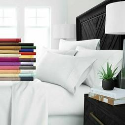 Twin Size Comfortable Fine Linens Hotel Style Bed Sheets,Dee