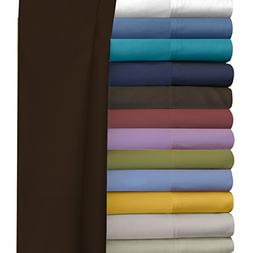 SOHO LifeStyle Ultra Soft Microfiber Solid Color 4 Pieces Sh