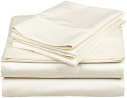 Rajlinen Ultra Soft Super Rich Egyptian Cotton Ivory Solid 4