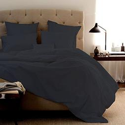 Organic Bed Sheets-Size-KING, Color-ELEPHANT GREY sheets are