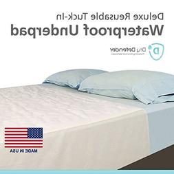 Washable Waterproof Mattress Sheet Protector Bed Extra Large