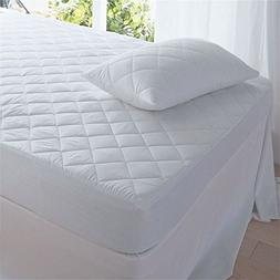 Waterproof Mattress Protector King Size. Super-soft Quilted