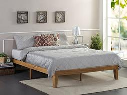 Zinus Alexia 12 Inch Wood Platform Bed / No Box Spring Neede
