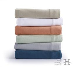 Zimmer Collection Extra Soft Jersey Knit Sheet Set. 100% Cot