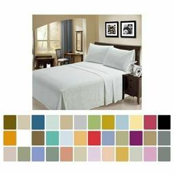 Sheet Set Soft And Silky 800 Thread Count 100% Cotton 18'' D