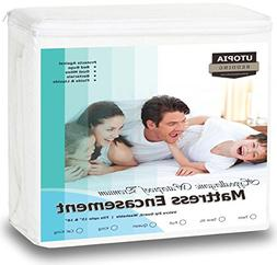 Utopia Bedding Premium Zippered Waterproof Mattress Encaseme